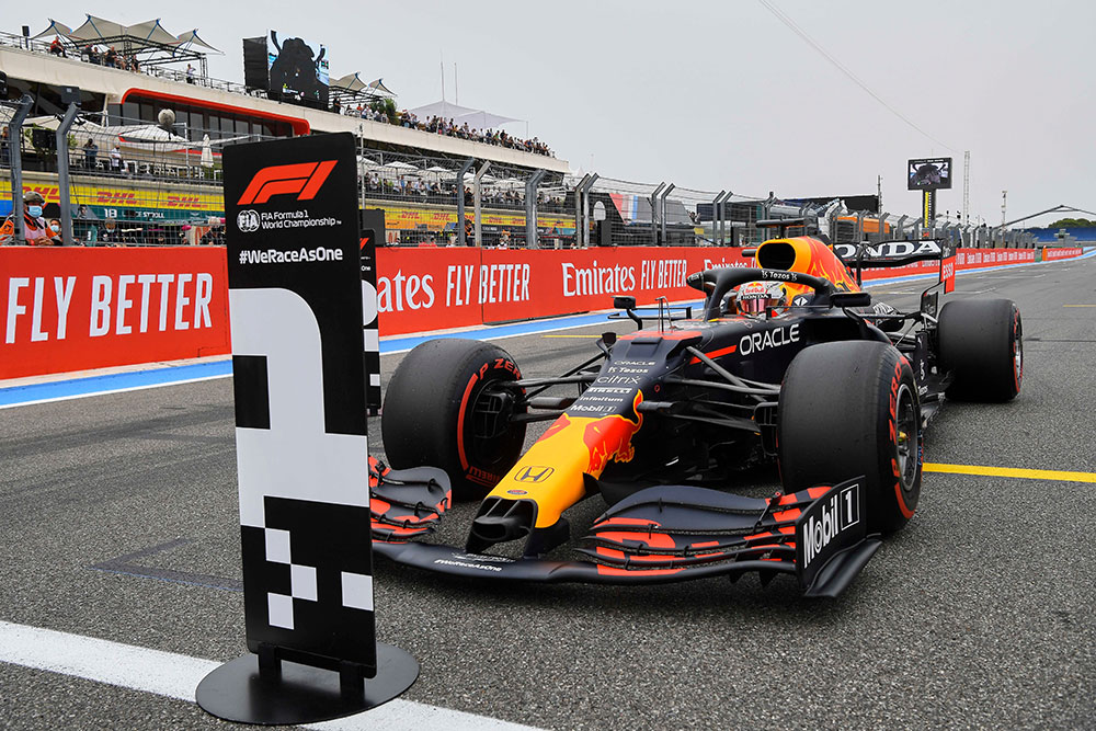 Max-Verstappen-Pole-for-F1-2021-French-GP