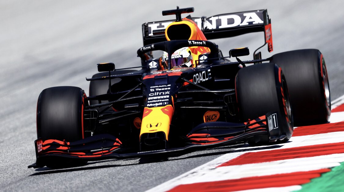 Max Verstappen clinches pole for 2021 F1 Styrian GP