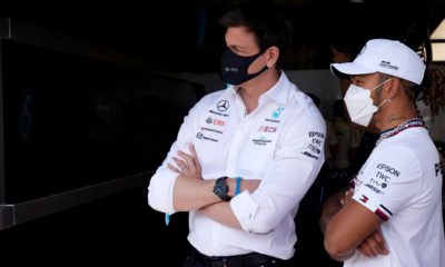 Toto Wolff 2021 F1