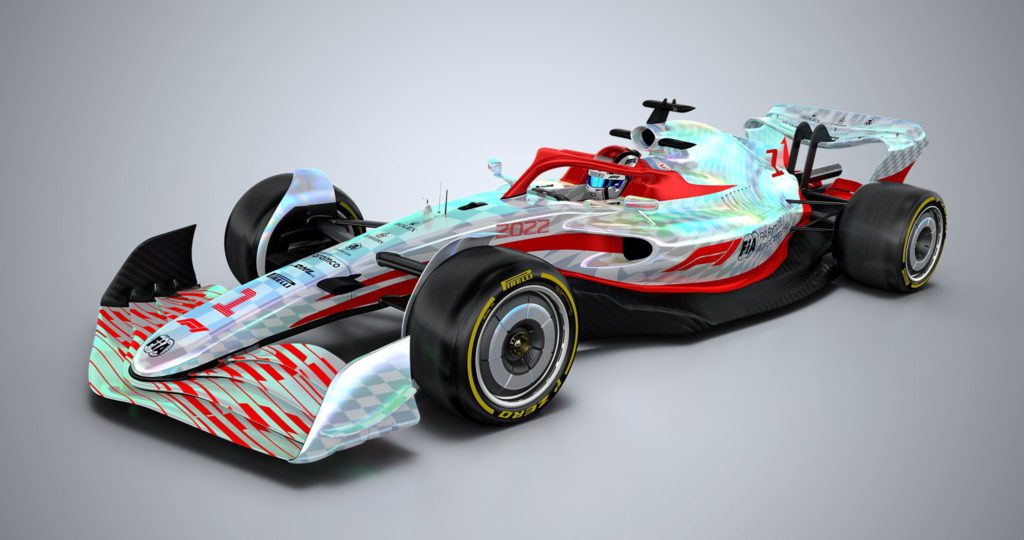 2022 F1 Car Front Pictures 1