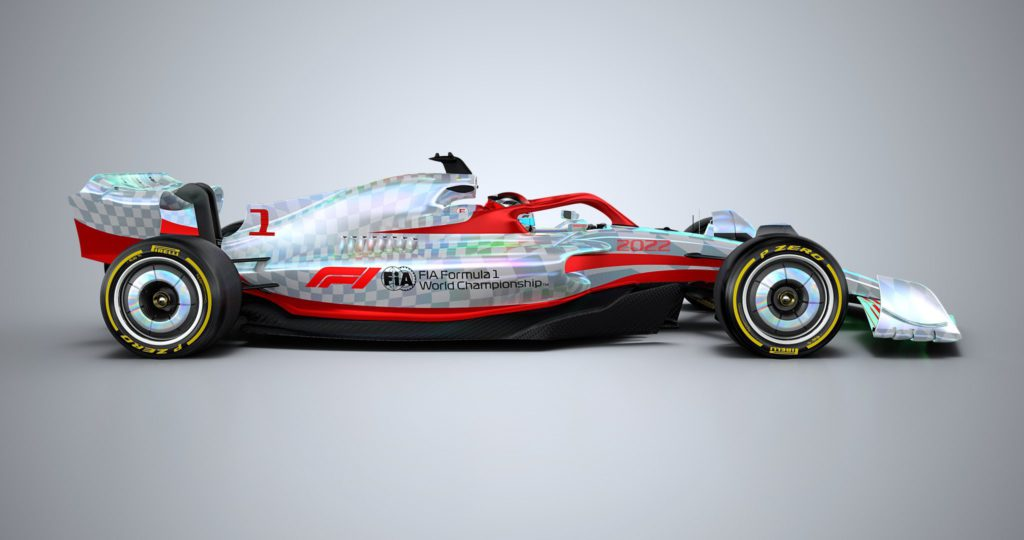 2022 F1 Car Front Pictures